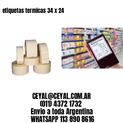 etiquetas termicas 34 x 24